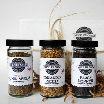 Vegetable Spice Gift Set
