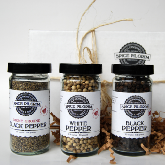 Peppers Spice Gift Set