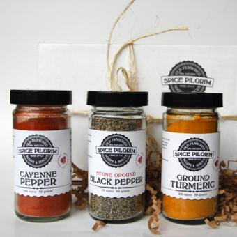 Wellness Spice Gift Set