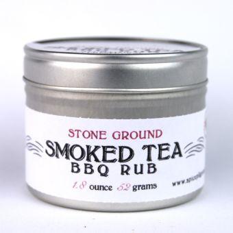 Smoked Tea BBQ Rub