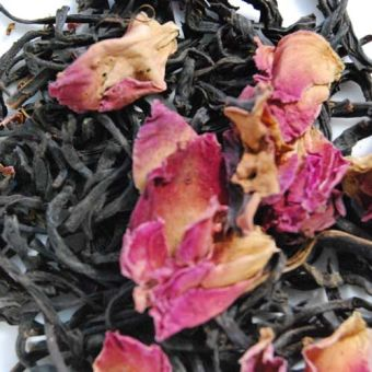 Indian Rose Black