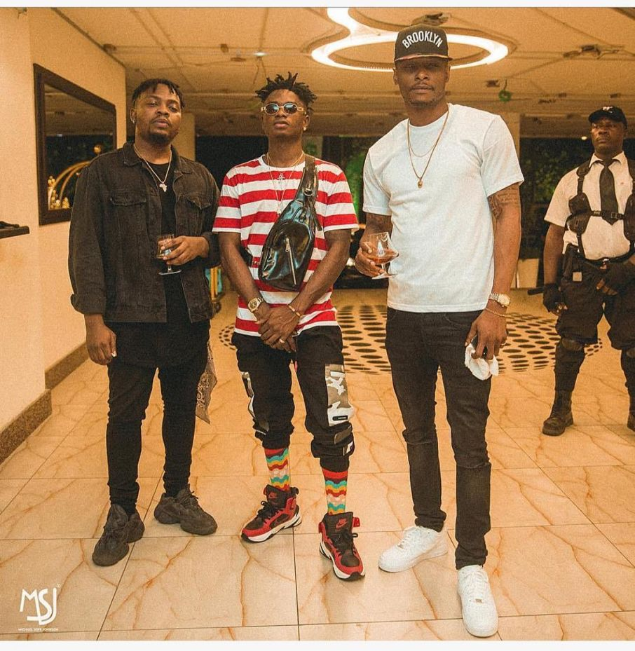 Olamide defends new song 'Logo Benz' after criticisms