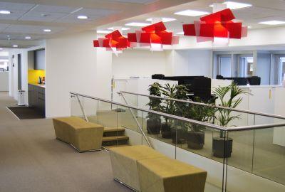 Rehabilitering kontorer næring – Tekna