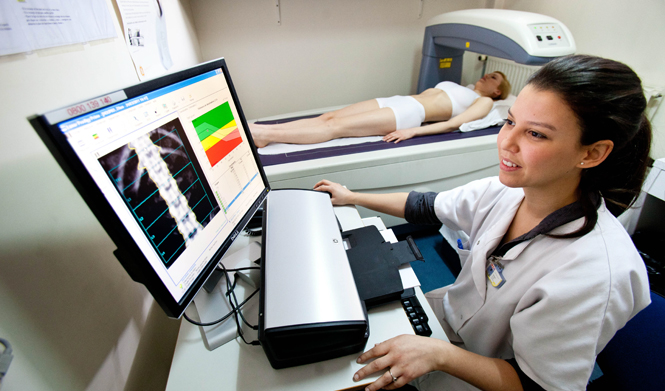 DEXA is more accurate and more reproducible than any other body composition measurement