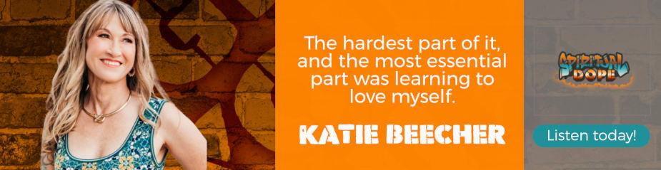 Katie Beecher is a guest on Spiritual Dope