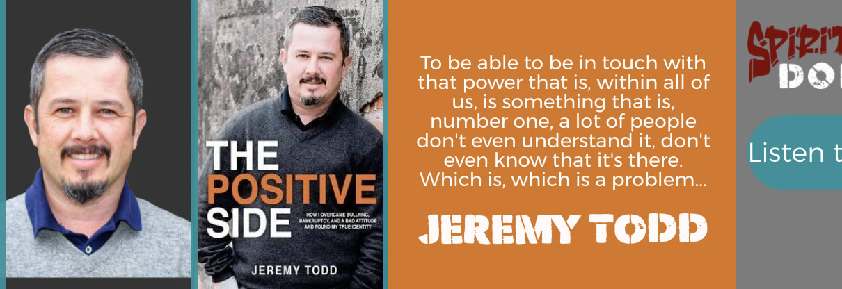 Jeremy Todd shares all!