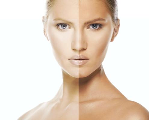 5 راه حل ارگانیک و ساده جهت سفید کردن و افزایش شفافیت و روشنی پوست صورت