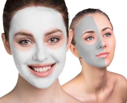 طرز تهیه ماسک خانگی خاک رس برای پوست صورت