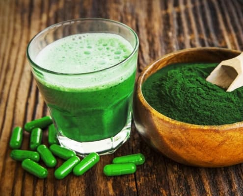 جلبک اسپیرولینا چیست | خواص اسپیرولینا را بهتر بشناسیم
