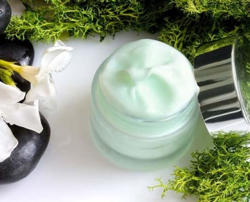 مراقبت از پوست با مواد ارگانیک طبیعی