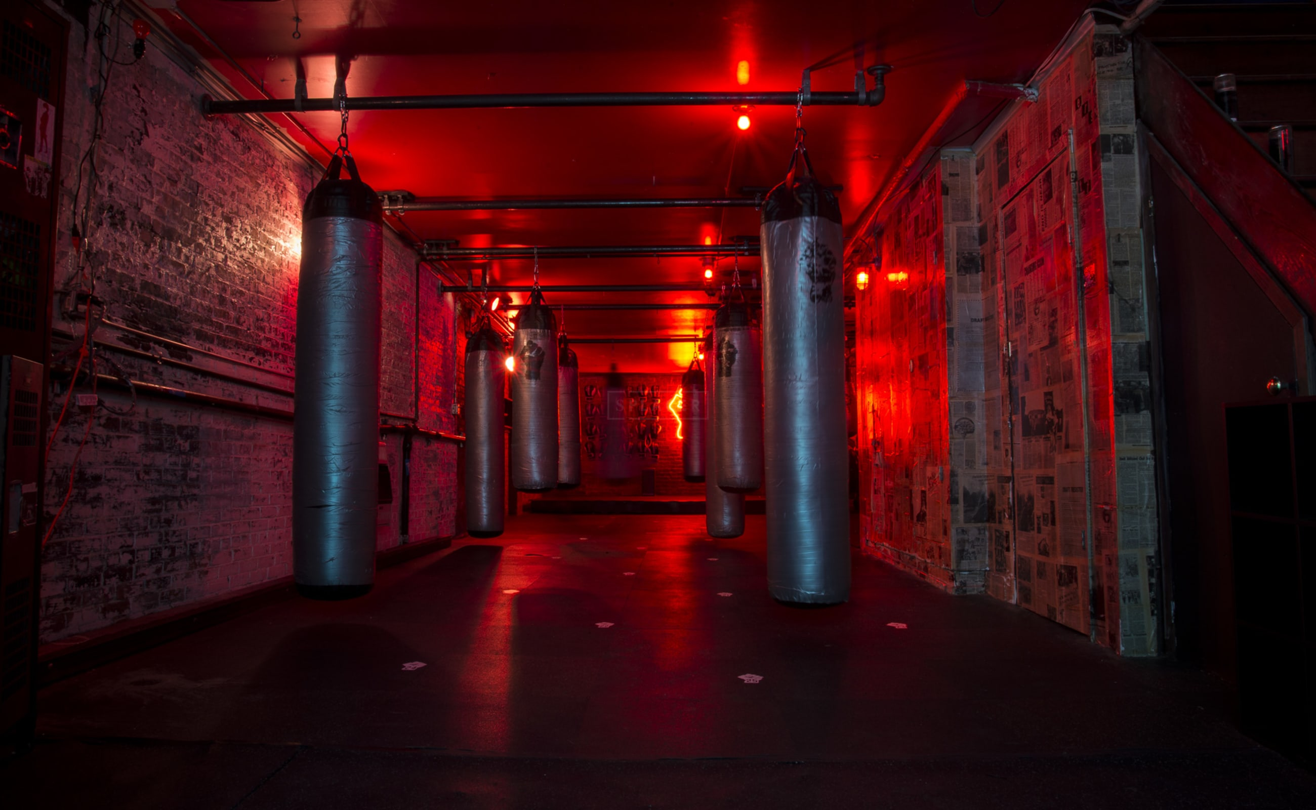 Home Of Underground Boxing Event Space Manhattan New