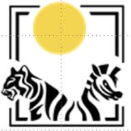 Tz logo in dghszn