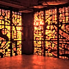 Beautiful stained glass event space - 0