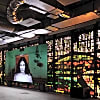 Beautiful stained glass event space - 3