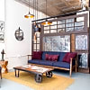 Stylish Sun Drenched Creative Store Front - 4
