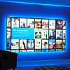 LED lit Screening Room - 0