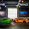 Exotic Car Showroom  - 3