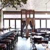 Picturesque Brownstone Restaurant - 1