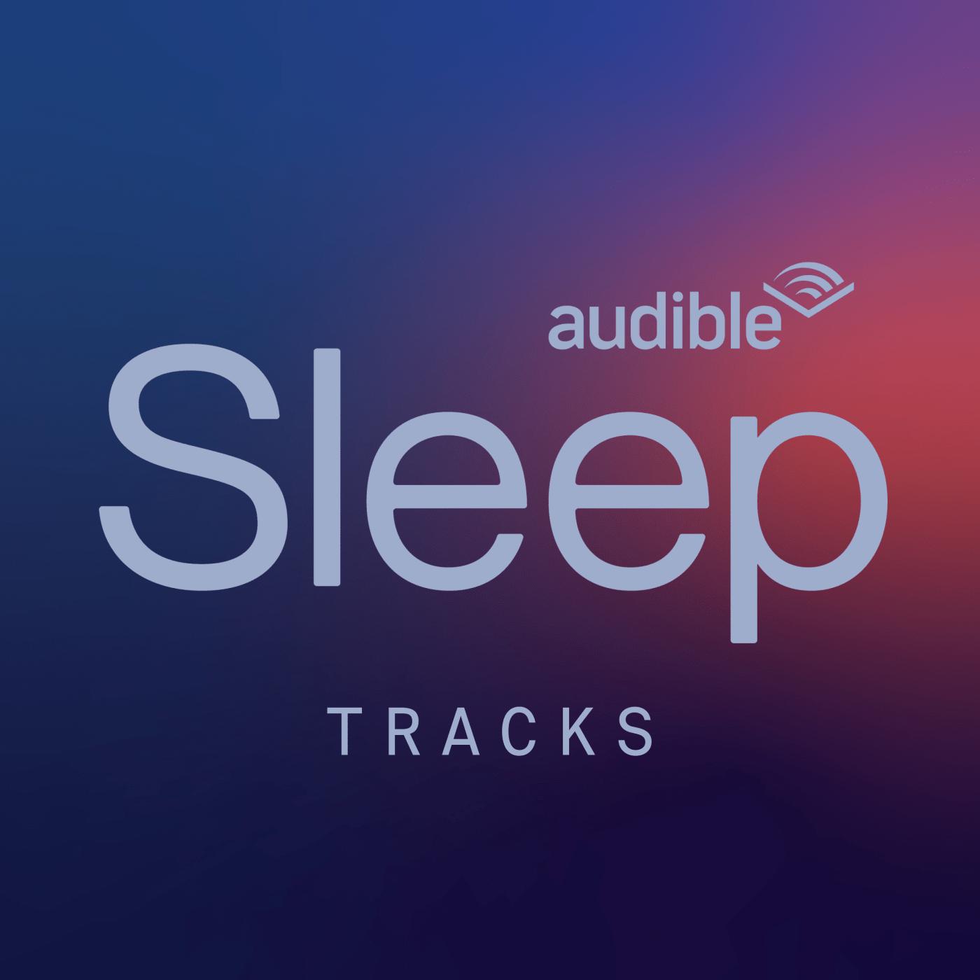Audible Sleep Tracks logo