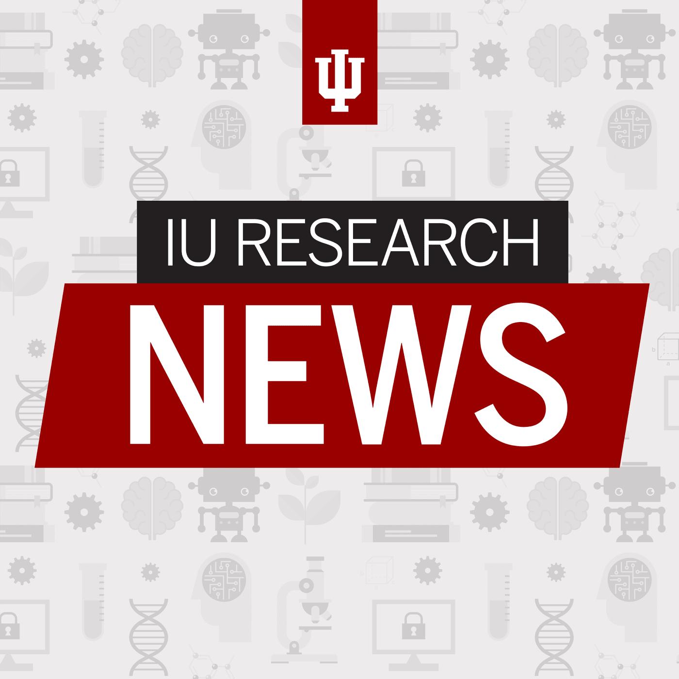 Indiana University News logo