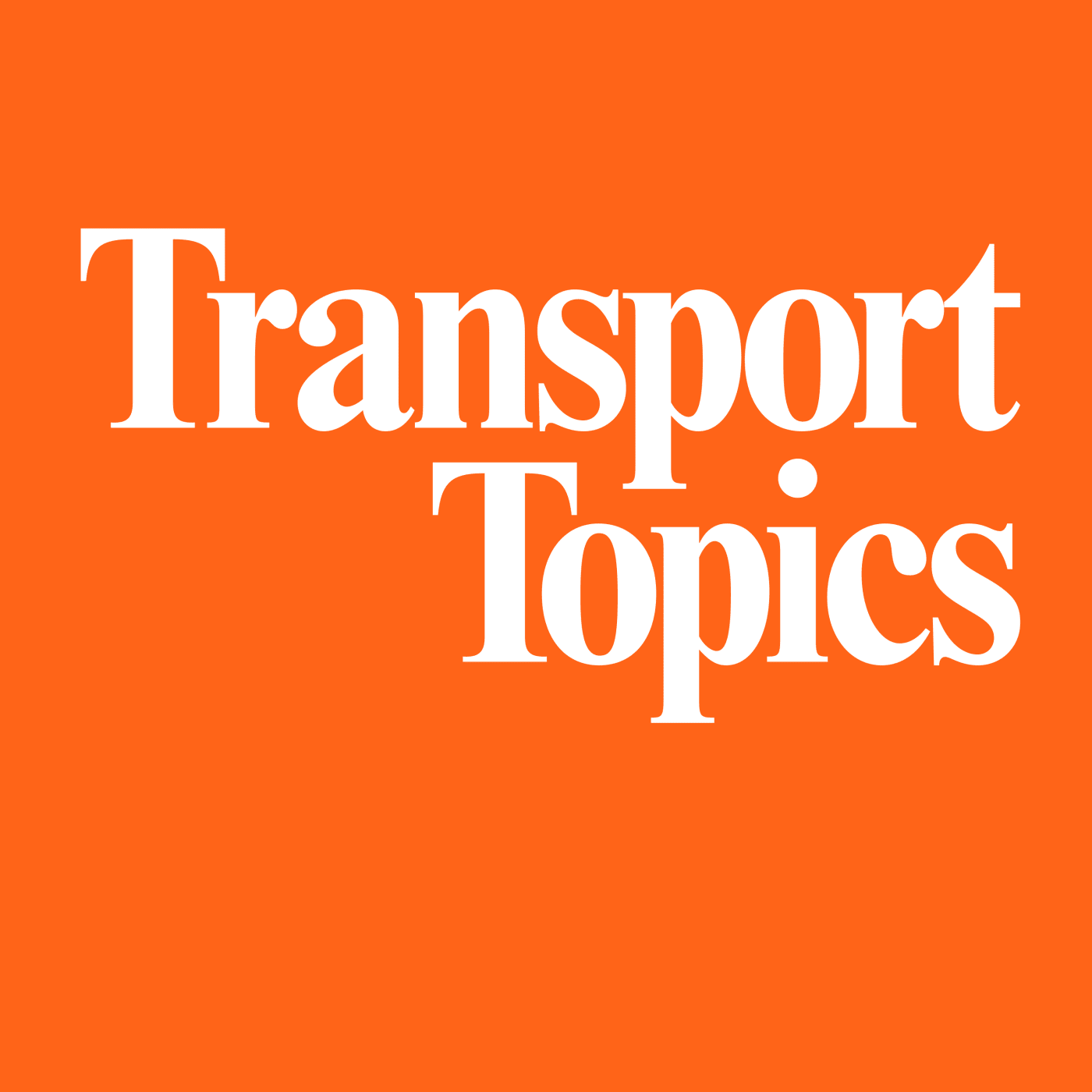 Transport Topics
