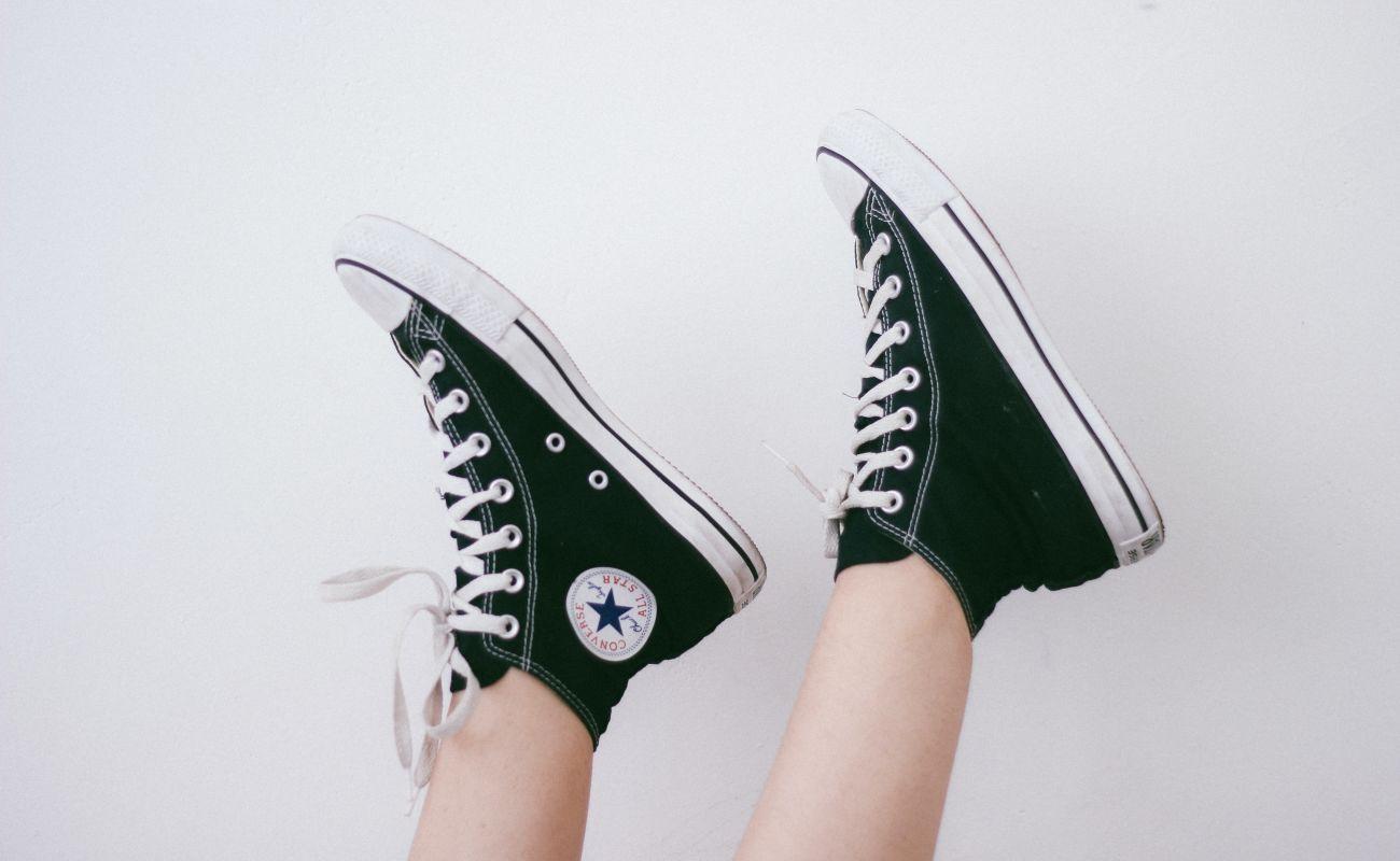 Les Converse, la paire de baskets geek par excellence