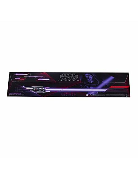 Star Wars - Edition Collector Black Series - Sabre Laser Electronique Force FX Elite