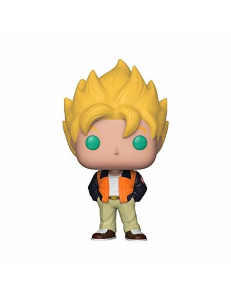 Figurine Pop! Goku Décontracté Dragon Ball Z