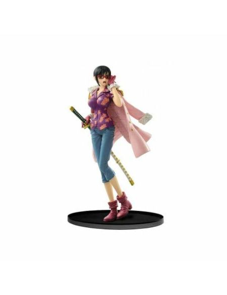Banpresto 25982 - SCultures BIG zoukeio 6 Vol.2 One Piece Tashigi Statue, 16 cm