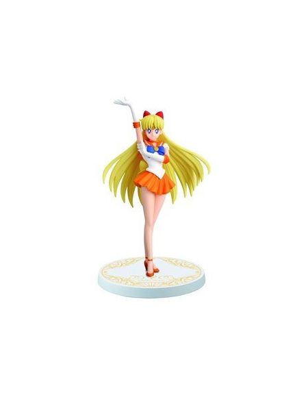 Figurine - Sailor Moon - Girls Memories Figure - Sailor Venus 16 cm