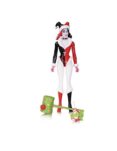 DC Designer Series Conner Holiday Harley Quinn Action Figure
