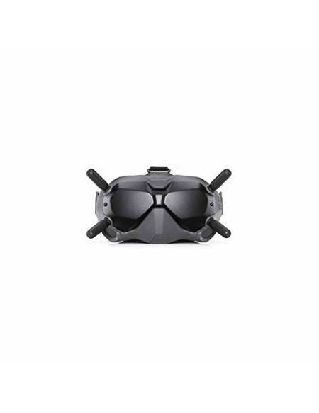 DJI Goggles FPV - Casque pour les drones, Immersion totale et confort, Transmission maximale de 4km, résolution HD 720p/120ips - Noir