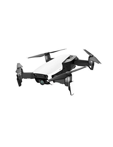 DJI Mavic Air (EU) - Drone Quadricoptère avec caméras panoramiques sphériques de 32 Mpx, photos HDR, vidéos 4K à 30 i/s en 100 Mbit/s et ralentis 1080p à 120 i/s - Arctic Blanc