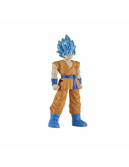 Dragonball Z Dragon Ball Autre Figurine de Combat Super Saiyan Goku Bleu (Bandai 35958)