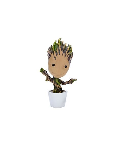 "Jazwares- Heroes METALFIGS-Marvel-Guardians of The Galaxy-Figurine 4""-Potted Groot, 97912"