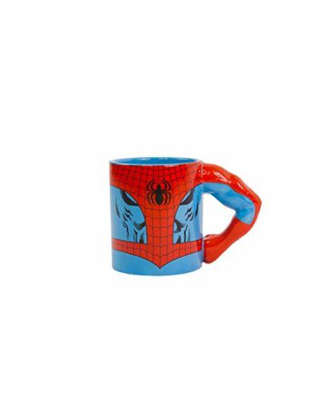 Meta Merch Marvel Spider-Man Arm Mug