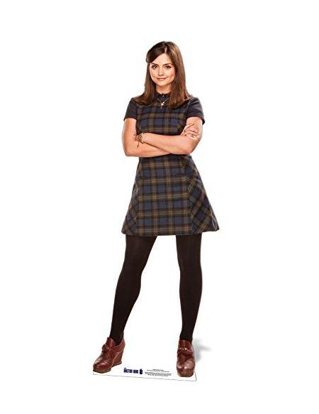 STAR CUTOUTS - Stsc606 - Figurine Géante - Clara - Doctor Who - 160 Cm