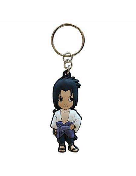 """ABYstyle - NARUTO SHIPPUDEN - Porte-clés PVC """"Sasuke"""""""