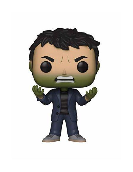 Figurine Pop! Bruce Banner devient Hulk - Marvel Avengers Infinity War