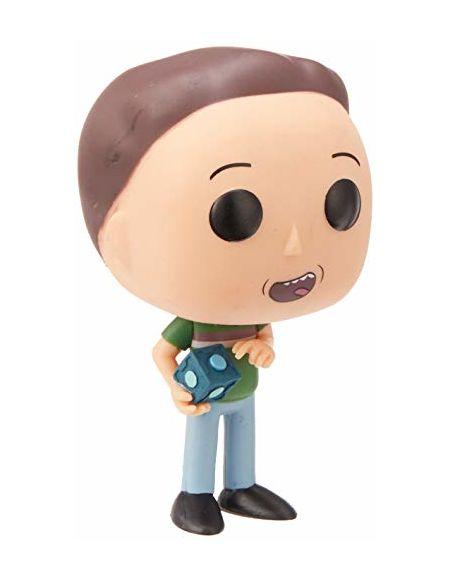 Figurine Pop! Jerry Rick et Morty