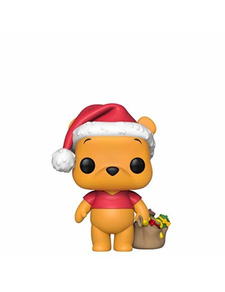 Figurine Funko Pop Disney Winnie l'Ourson spécial Noël