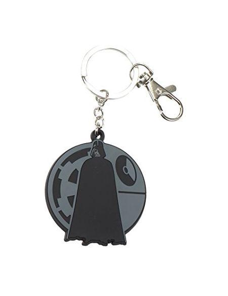 Star Wars-Porte-Clés en Caoutchouc (SD Toys Sdtsdt27606)