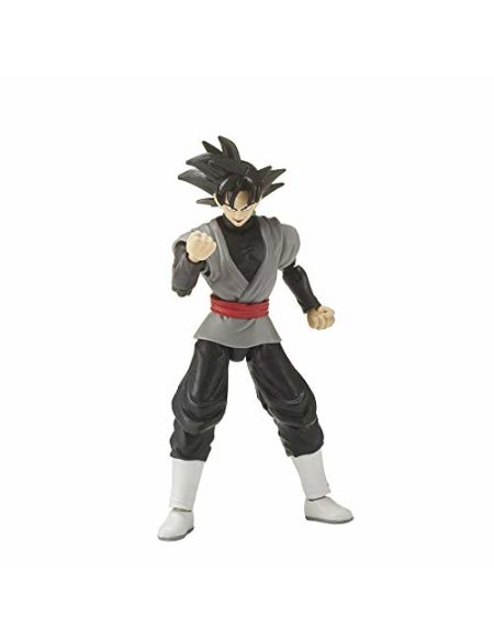 Figurines Dragon Ball Z Série 8 S Goku Black et Broly