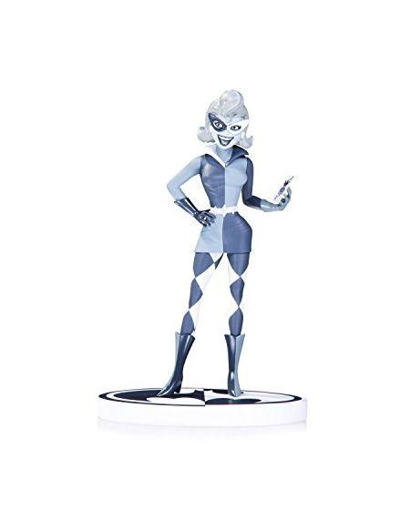 Figurines DC à collectionner – Batman™ Black and White – Harley Quinn par Paul Dini 18cm