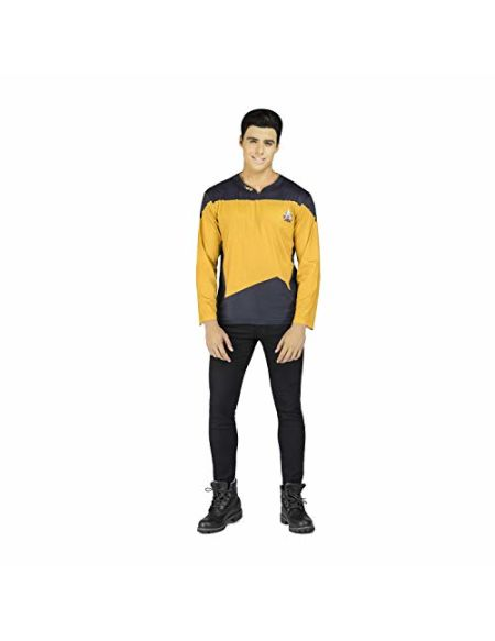 My Other Me Me- Data Star Trek T- T-shirt, Niñas, 231316, Multicolore, L