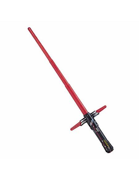 Star Wars - Sabre Laser Electronique Rouge de Kylo Ren - Jouet Star Wars