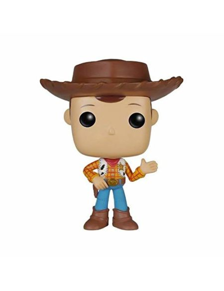 Funko - POP Disney - Toy Story - Woody (new pose)