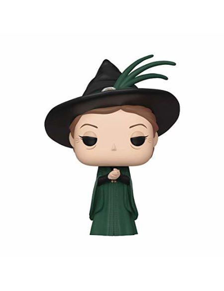 Figurine Pop! Minerva McGonagall Bal de Noël Harry Potter