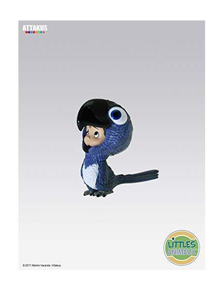 Attakus Collection- Figurine Little Perroquet Goodies, LIT05, Polychrome