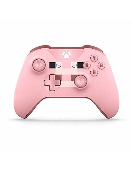 Manette sans fil pour Xbox - Edition Limitée - Minecraft Pig